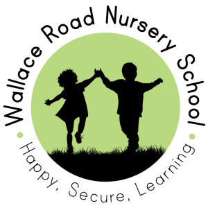 Wallace Road Nursery School logo